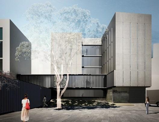 Edifício anexo da Fundação Casa de Rui Barbosa