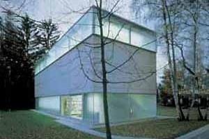 Figura 4 – Galeria para a coleção privada Goetz de Arte Moderna, Munique, Alemanha. Projeto 1989-1990, realização 1991/1992 <br />Foto The Pritzker Architecture Prize