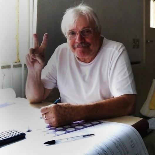 Engenheiro Wagner Garcia (1949-2020)<br />Foto Carol Veríssimo