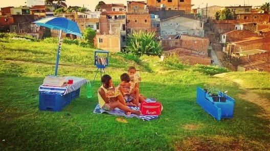 Escola de Arquitetura da Favela / School of Favela Arts, Maceió AL<br />Foto divulgação