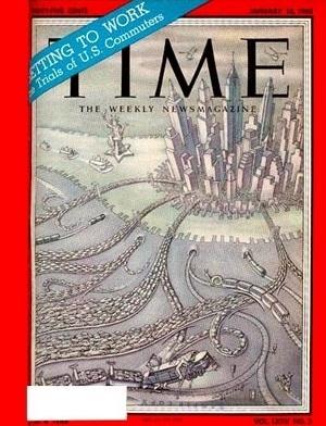 Nova York na Time, 1960 [Time, 11/01/1960]