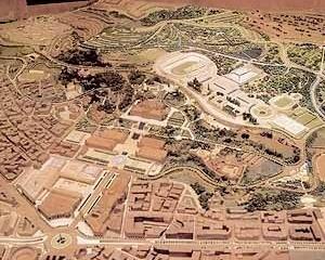 Plano especial de Montjuic, Barcelona