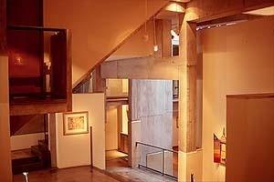 Pedro Pablo Beitia, Museo Xul Solar. Buenos Aires, Argentina, 1993<br />Foto Roberto Segre