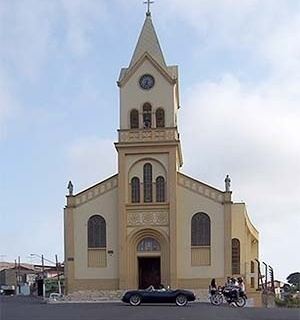 Igreja Matriz de São Judas Tadeu – Doada pela Santa Rita