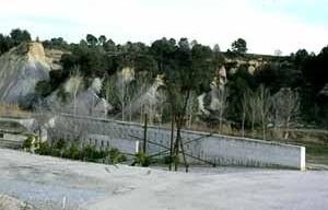 Cemitério de Igualada, Enric Miralles e Carme Pinós