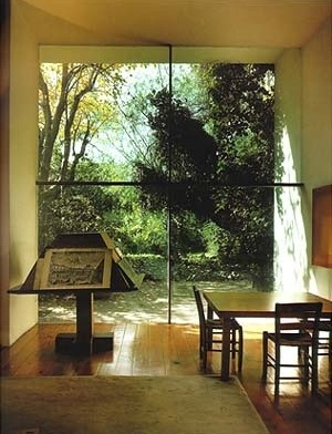 Casa de Luís Barragán, sala