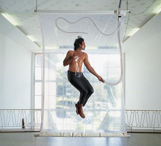 <i>Shrink</i>, de Lawrence Malsta  <br />Foto Lawrence Malstaf & Tallieu  [Art Office]