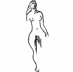 Desenho de Niemeyer [NIEMEYER, Oscar. A Forma na Arquitetura. Rio de Janeiro: Avenir, 1980, p.23.]