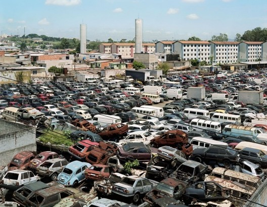 Vila Gustavo Correia, Carapicuíba<br />Foto/Photo Tuca Vieira  [Exposição Atlas fotográfico da cidade de São Paulo e seus arredores]