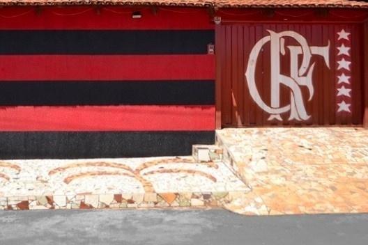 Arquitetura popular de Goiânia, detalhe da fachada<br />Foto divulgação  [acervo do autor]
