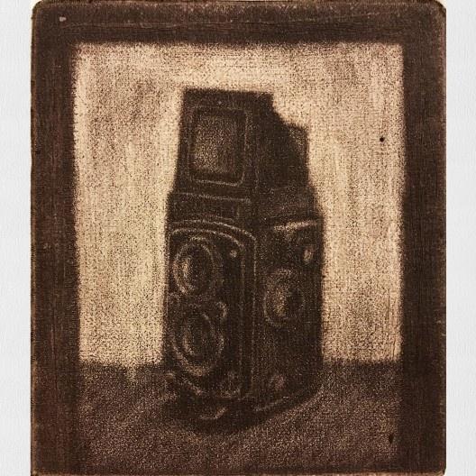 Gravura de Alê Fonseca, exposição <i>O estado da arte no ofício</i><br />Imagem divulgação