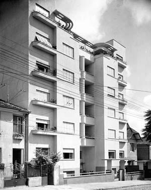 Edifício Higienópolis [Acervo Digital Rino Levi / FAU PUC-Campinas.]
