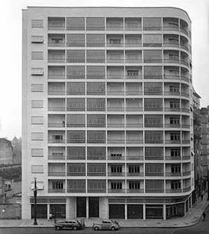 Edifício Trussardi [Acervo Digital Rino Levi / FAU PUC-Campinas.]