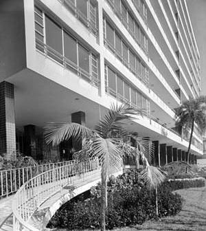 Edifício Prudência [Acervo Digital Rino Levi / FAU PUC-Campinas.]