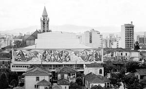 Teatro Cultura Artística [Acervo Digital Rino Levi / FAU PUC-Campinas.]