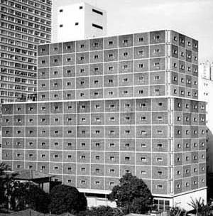 Edifício Plavinil Elclor [Acervo Digital Rino Levi / FAU PUC-Campinas.]