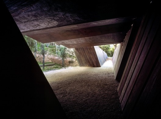 Bell–Lloc Winery, 2007, Palamós, Girona, Spain<br />Fotografía Hisao Suzuki  [Website Pritzker Prize]