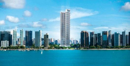 Edifício Beira Mar, Fortaleza<br />Imagem divulgação