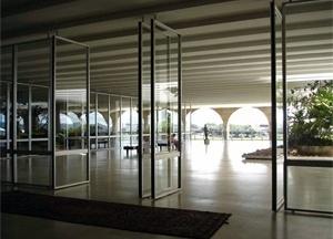 A varanda: o Salão Nobre do Palácio do Itamaraty<br />Foto Eduardo Rossetti, 2008