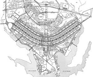 Uma forma estrutural – Brasília de L. Costa