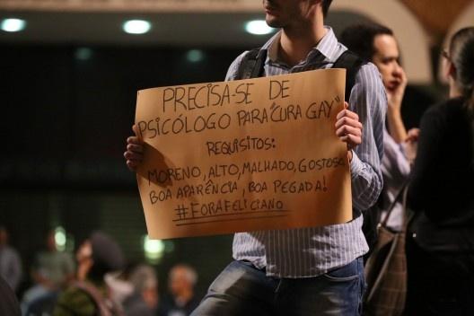 Manifestações em São Paulo<br />Foto Ed Reis