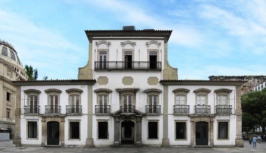 Paço Imperial, Rio de Janeiro<br />Foto Victor Hugo Mori