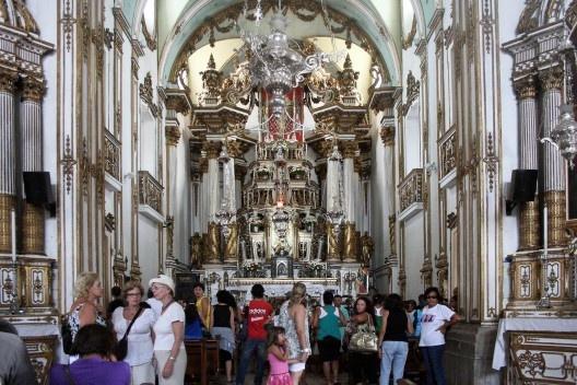 Church of Nosso Senhor do Bonfim<br />Foto Abilio Guerra