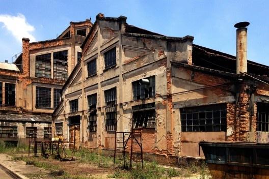 Complexo ferroviário, Sorocaba<br />Foto Antonio Zagato  [Acervo UPPH/SEC/SP]