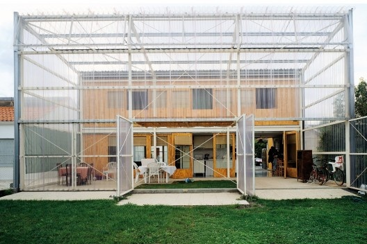 Casa Latapie<br />Foto Philippe Ruault  [Pritzker Prize]