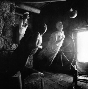 Isla Negra<br />Foto Luis Poirot