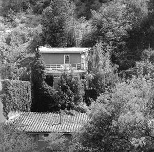 Topologia de Chascona<br />Foto Luis Poirot