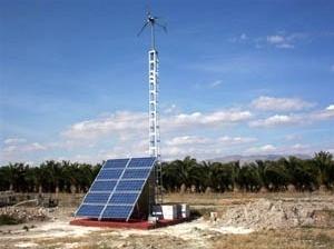 Energia fotovoltaica e eólica [Ecosonnen Energia Solar]