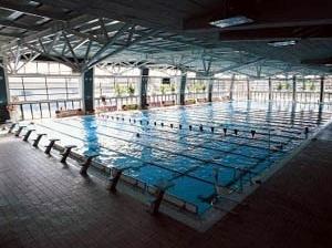 Clube de Natacao Terrassa, Vallès Occidental, com sistema de energia solar térmica [ICAEN – Institut Català d'Energia]