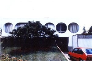 Segunda residência do arquiteto, Casa 08 [arquivo pessoal do arquiteto Milton Ramos]