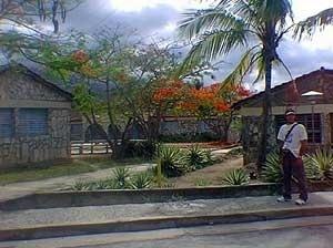 Fig. 1 a 4 – Características del asentamiento El Oasis