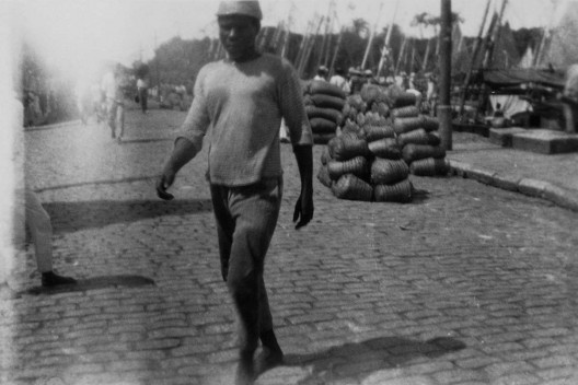 Mercado de Ver-o-Peso, 1927 <br />Foto Mário de Andrade  [Acervo IEB USP]
