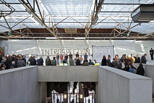 Local para Criação Contemporânea, fase 2, Palácio de Tokyo<br />Foto Philippe Ruault  [Pritzker Prize]
