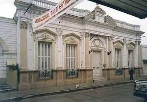 Edifício del Club social de Curuzú Cuatiá
