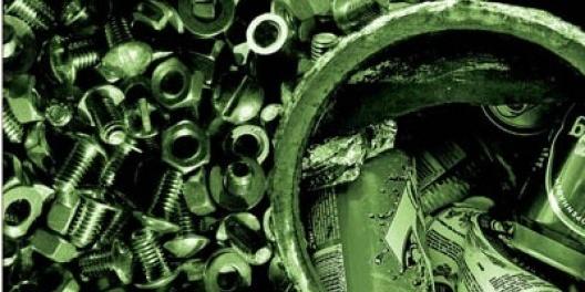 Detritos [Foto da capa]