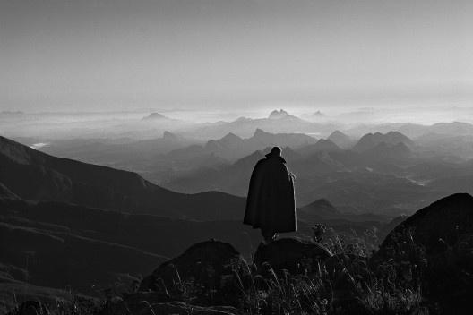 Vista do Pico da Neblina<br />Foto Araquém Alcântara