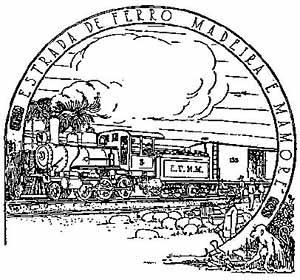 Logotipo da Estrada de Ferro Madeira Maimoré