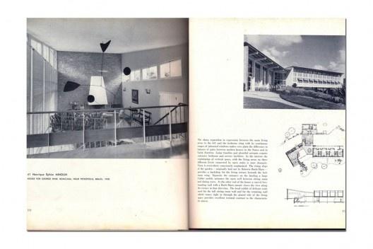 Latin American Architecture, Henry Russel Hitchcock [divulgação]