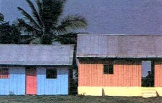 Arquitetura popular mexicana
