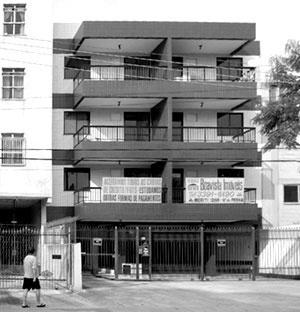 Altura de 12 metros conforme Lei Orgânica Municipal, Beto Felício, 2004<br />Foto Beto Felício, 2004