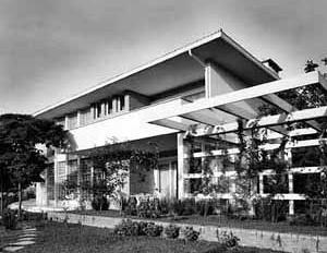 Casa na Avenida Brasil, São Paulo, 1953
