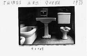 Série Things Are Queer. Duane Michals [www.queerculturalcenter.org]
