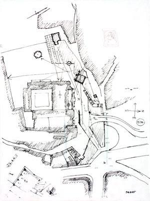 Fig. 20 - Croqui de Fernando Távora, 1996