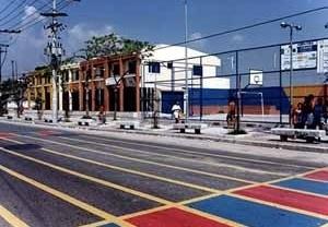 unidades comerciais e habitacionais, Ladeira dos Funcionários, Caju RJ. Projeto Fábrica Arquitetura
