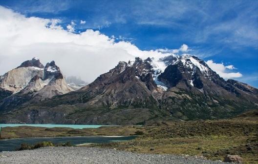Parque Nacional Torres del Paine, Chile<br />Foto José Tabacow