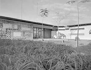 Fazenda Olivo Gomes, São José dos Campos, 1951 [Acervo Digital Rino Levi FAU PUC-Campinas]